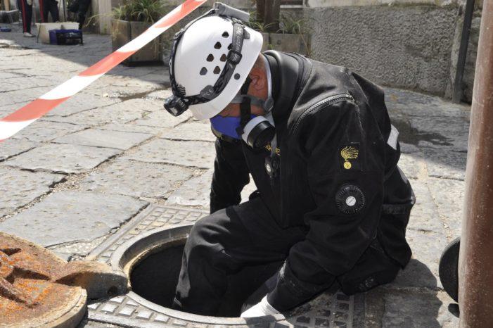 """Operazione """"Banda del buco"""". I Carabinieri del Capitano De Risi arrestano l'autore del sensazionale furto alla """"Gioielleria Sessa"""""""