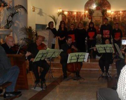 """Grande successo per il """"Primo Concerto di Primavera"""", la manifestazione organizzata dall'associazione """"Cultura, Musica e Sport"""""""