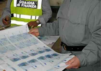Scoperta stamperia di soldi falsi in località Tutuni: blitz della Guardia di Finanza che ammanetta i tre insospettabili falsari
