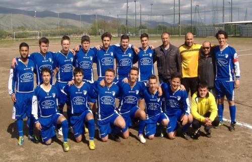 Fiera del gol nello scontro diretto tra Dugenta e Sparanise
