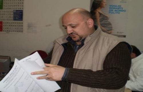 """Rifiuti, anche il sindacalista """"azzurro"""" Celestino interviene in merito alla questione rifiuti"""