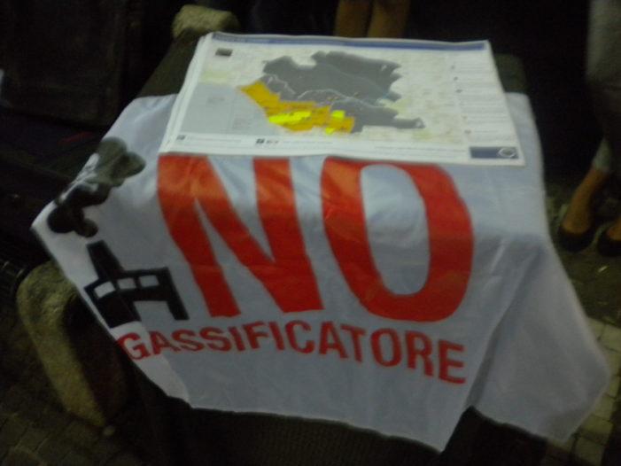 """Carovana """"No Gas"""" – Vitulazio"""