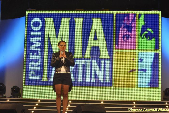 """Premio Mia Martini, a Rosa Chiodo il premio """"Nuove Proposte per l'Europa"""""""