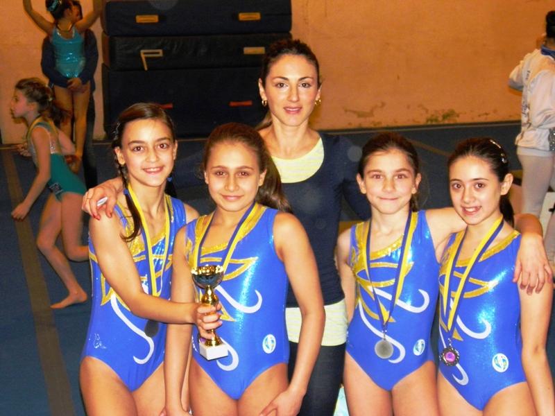 CASAGIOVE – Ancora ottimi risultati per le atlete della Ginnastica Gymnasium  ... c1aedaf2698