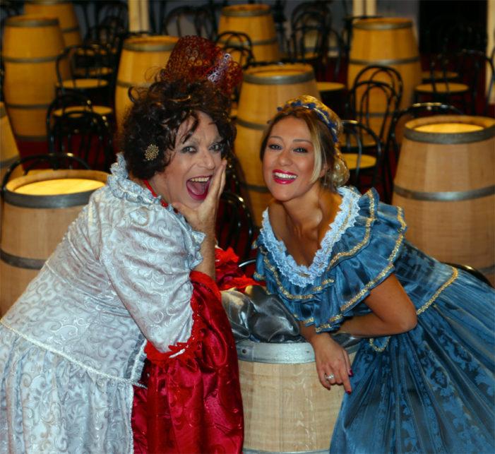 Venerdì 17 ottobre al Teatro Sannazaro di Napoli il debutto di Annella di Portacapuana