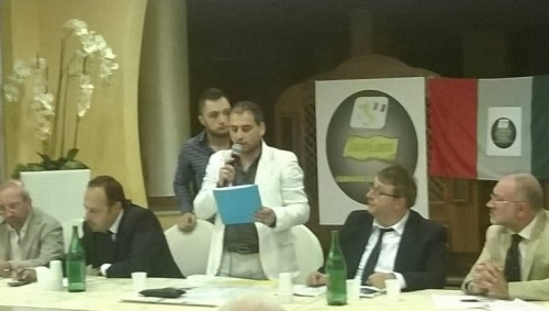 """Pignataro, Borrelli: """"Sin da subito ha sostenuto l'importanza di creare una coalizione di centro-sinistra"""""""