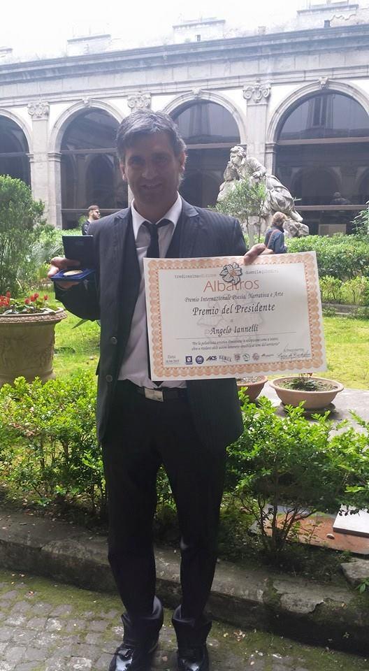 La XIII edizione del Premio Albatros, organizzato dalla Albatros Edizioni, con presidente la professoressa Lucia de Cristofaro