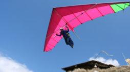 Da Cuneo al Friuli parte la stagione del volo in deltaplano