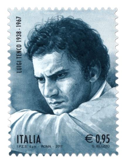 Il Ministero dello Sviluppo Economico emetterà un francobollo dedicato a Luigi Tenco