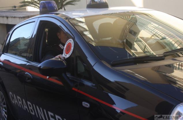 Titolare di una ditta di trasporti, minaccia gli autisti concorrenti, impegnati nel settore del trasporto di scolaresche, i Carabinieri lo spediscono agli arresti domiciliari