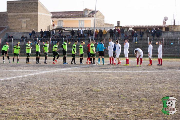 L'Atletico Nuova Pignataro strappa solo un punto contro il Real San Tammaro. Della Valle salva i suoi