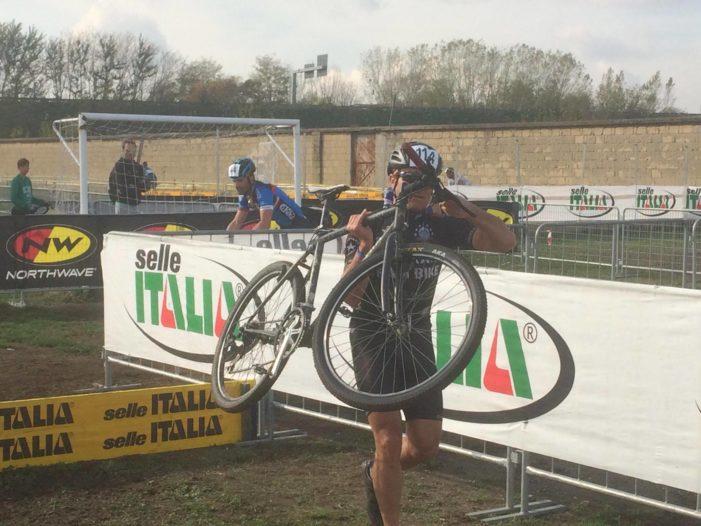 Federal Team Bike: Paolo Russo e Aniello Alfano protagonisti nel ciclocross