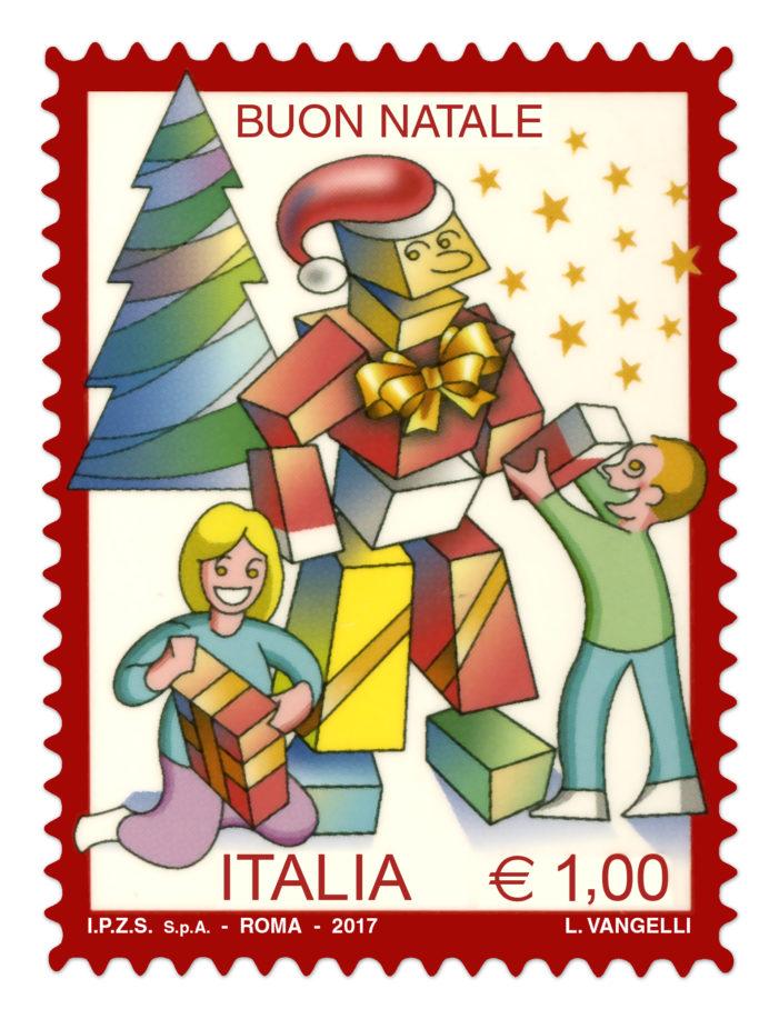 Il Ministero dello Sviluppo Economico emetterà due francobolli dedicati al Santo Natale