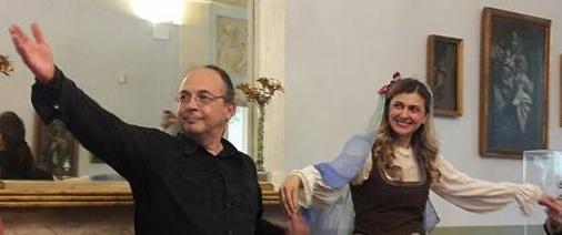 """Capua, al Ricciardi l'opera buffa con """"Un maestro ed una cantante"""" scritta dal compositore marchigiano Lauro Rossi"""