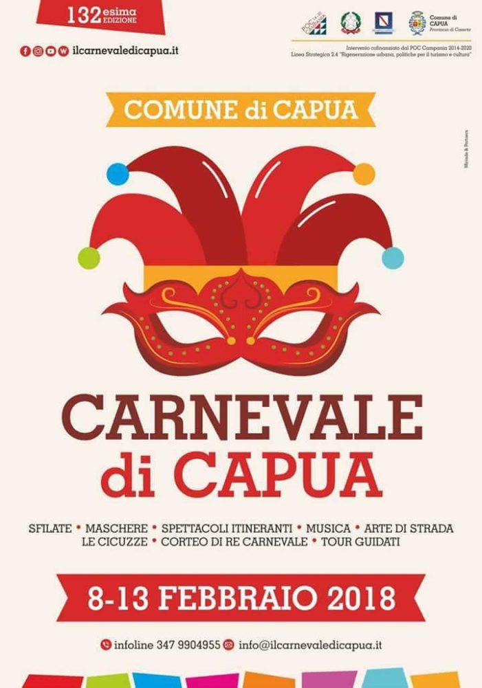 Fotonotizie: il Carnevale 2018 a Capua. Martedì il gran finale