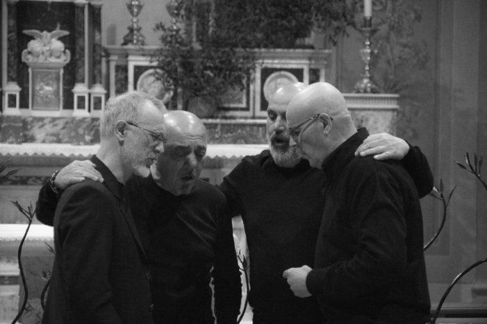"""Concerto polivocale del Gruppo Popolare degli """"Arianova"""" al Convento di Santa Croce"""