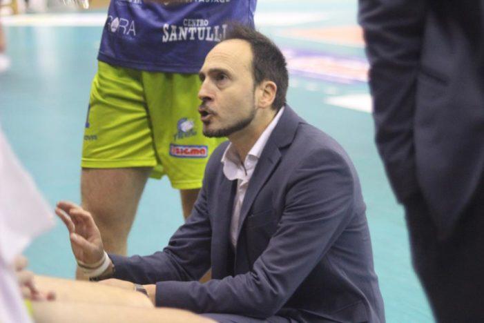 """Sigma Aversa, coach Bosco: """"Occasione sprecata con Cantù, punti salvezza fondamentali contro Ortona"""""""