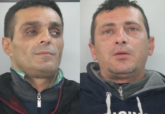 Sgominata una banda di ladri che agiva nell'Agro Caleno, la Polizia di Stato ammanetta due napoletani e restituisce la refurtiva alla ditta di elettricisti vitulatini