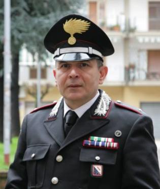 Il Sottotenente Ciardiello a capo del N.O.R. della Compagnia dei Carabinieri di Capua
