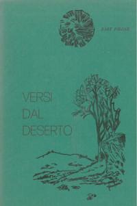 """""""Come dune nel deserto"""", la poesia di Bartolomeo Pirone nella nuova recensione di Giovanni Nacca"""