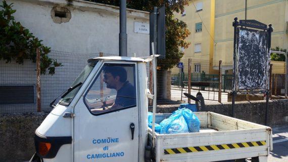 """Camigliano, l'Amministrazione comunale esulta: """"Sindaco e comunità sempre virtuosi"""""""