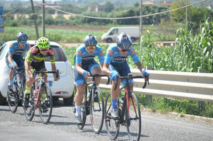 Sabato e domenica da podio e da top 10 per la D'Aniello Cycling Wear