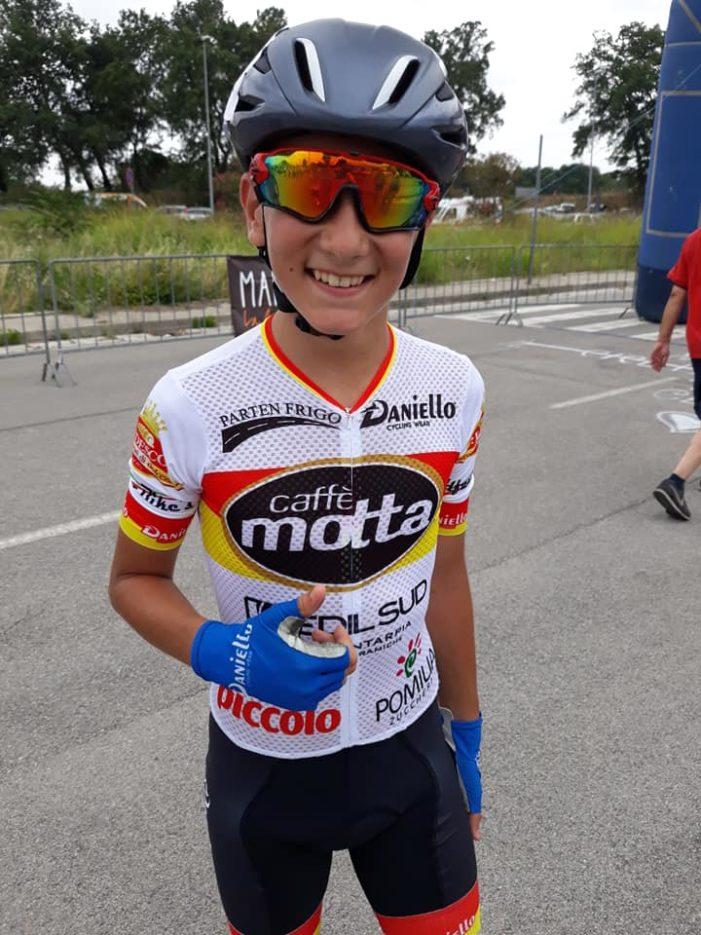 D'Aniello Cycling Wear protagonista a Bellona con allievi, esordienti e giovanissimi