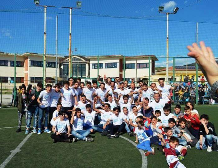 Sport & Vita: si riparte con l'under 21. La società ha deciso di puntare sui giovani guidati da Mario Cipro
