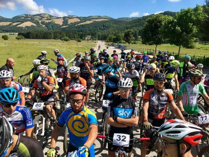 La Granfondo Mtb Altopiano del Lago Laceno pronta allo start