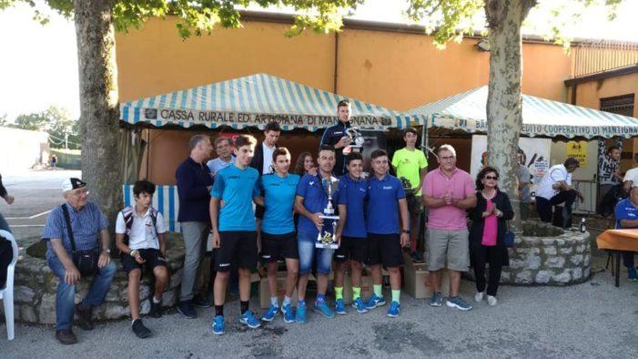 Che domenica per la D'Aniello Cycling Wear con Immanuel D'Aniello, Giovanni Apuzzo e D'Aniello