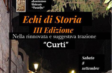 """Sabato 8 settembre arriva la terza edizione di """"Echi di Storia"""" a Giano Vetusto"""