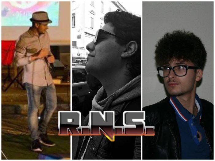 I ragazzi della band R.N.S. saranno intervistati da una radio il 9 dicembre