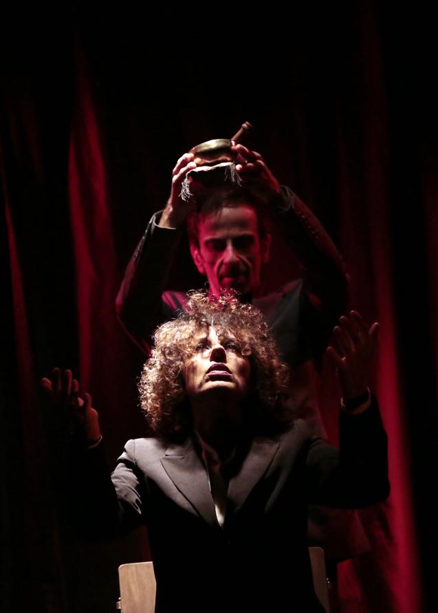 """Giovedì 15 novembre: Giovanni Meola porta in scena al Teatro Elicantropo di Napoli """"Io so e ho le prove"""""""