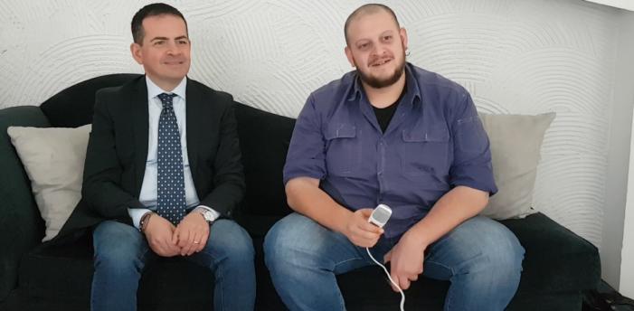 """""""Fatti o misfatti a Vitulazio?"""" Video intervista di Parillo al dott. Antonio Scialdone, Consigliere Comunale in seno alla minoranza"""