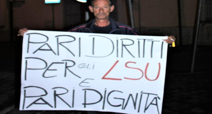 """Stabilizzazione degli LSU comunali, oggi scade """"l'ultimatum"""" per i fondi della Regione e Scialdone si appella al Sindaco Russo: """"Fate presto…"""""""