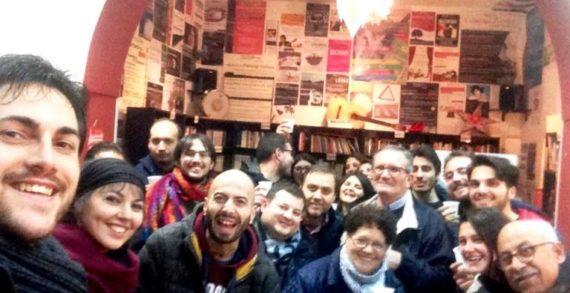 Calvi, Il tradizionale brindisi di fine anno il 24 dicembre alla Piccola Libreria 80mq