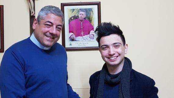Intervista di fine anno al Sacerdote Gianluca Caruso, vice-parroco della comunità parrocchiale vitulatina
