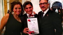 Vesuvius Film Festival premiato il regista Angelo Iannelli. Concorso di cortometraggi del sociale e delle arti