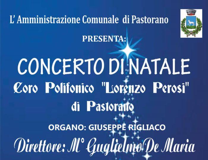 """Il Coro Polifonico """"Lorenzo Perosi"""" presenterà il Concerto di Natale a Pastorano nella Chiesa di San Pietro Apostolo"""