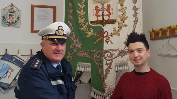 La video-intervista di fine anno al Comandante della Polizia Locale Carlo Del Vecchio