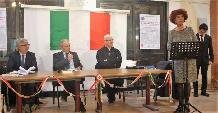 Ulteriore successo per il secondo evento vitulatino sulla Costituzione con l'ex Ministro Fedeli e l'On. Siani