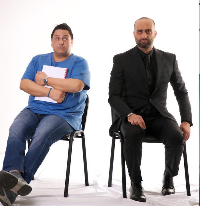 """Giovedì 20 dicembre: Ivan e Cristiano in """"Sala d'attesa"""" per la regia di Pino L'Abbate, al Teatro Nuovo di Napoli"""