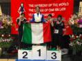 Chiara Sabatasso campionessa mondiale: l'atleta dell'Olimpia Sport vince a Tokio