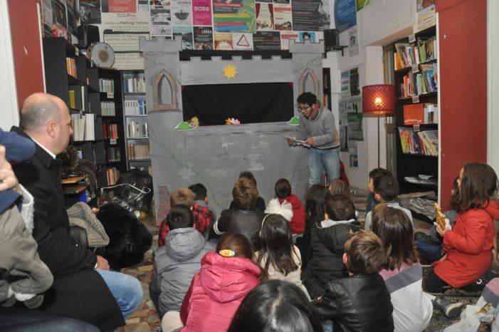 Calvi Risorta, la Piccola Libreria 80mq rinuncia al tradizionale mercatino di Natale