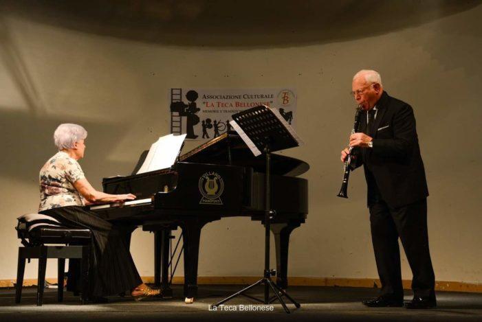 Bellona, grande successo per il concerto intitolato alla memoria del maestro Pancaro