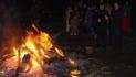 Ritorna la lampiata e Sant'Antuono in Piazza Vitulatini nel Mondo, con tanto calore, musica, pane cotto e vino per tutti