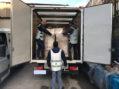 Sequestrata una tonnellata di sigarette: denunciati quattro contrabbandieri