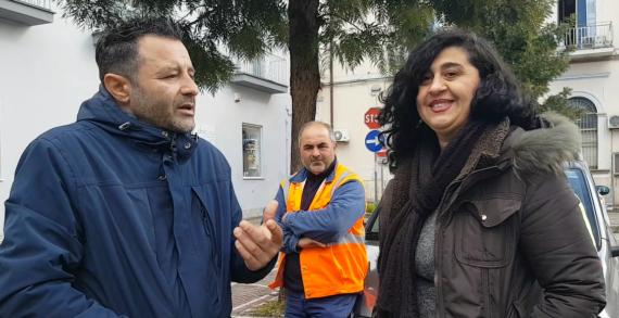 """Il Comune paga la fattura alla ditta addetta al servizio d'igiene urbana e Guarino della Fiadel dice: """"senza penali … qualcosa non ci convince""""."""