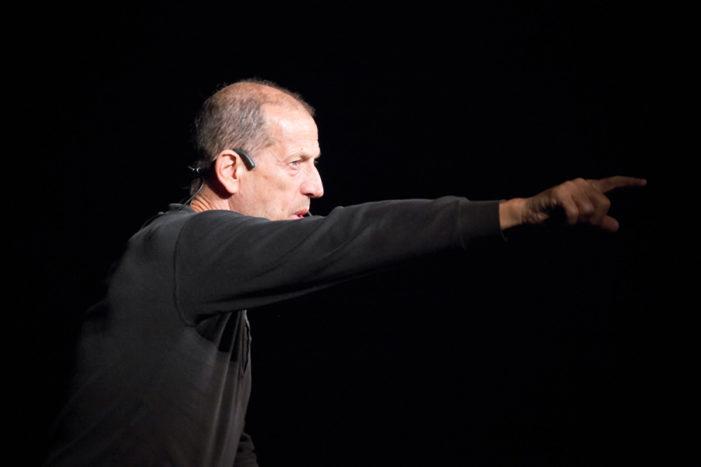"""Da sabato 12 gennaio: Marco Baliani porta in scena i due spettacoli """"Kohlass"""" e """"Corpo di Stato. Il delitto Moro"""