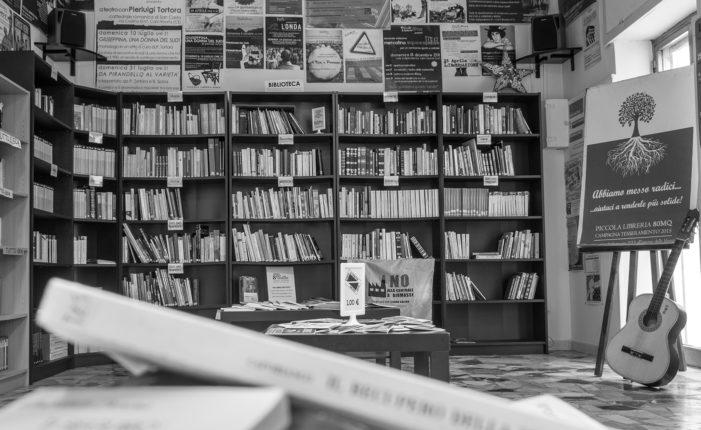 Calvi, è possibile sostenere il Laboratorio e la Piccola Libreria 80mq anche OnLine